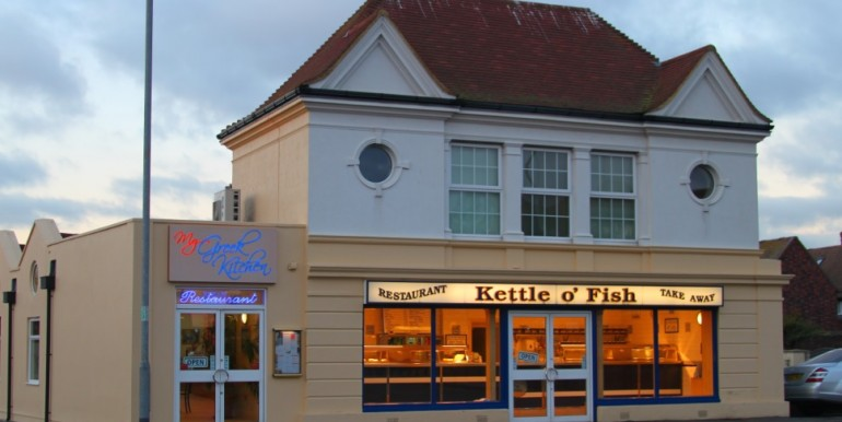 Kettle O' Fish Rye