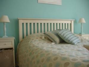 Duck Egg Blue Room