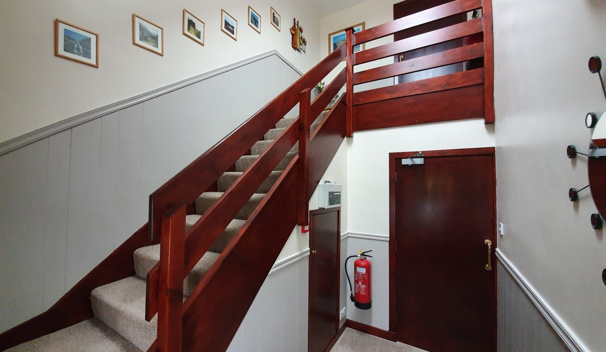 Lower Hall - Stairs SQ